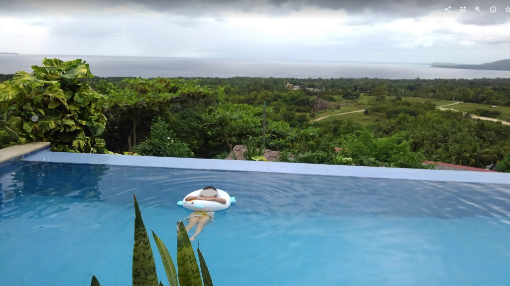プール Marqis Sunrise Sunset Resort and Spa ボホール島 Bohol