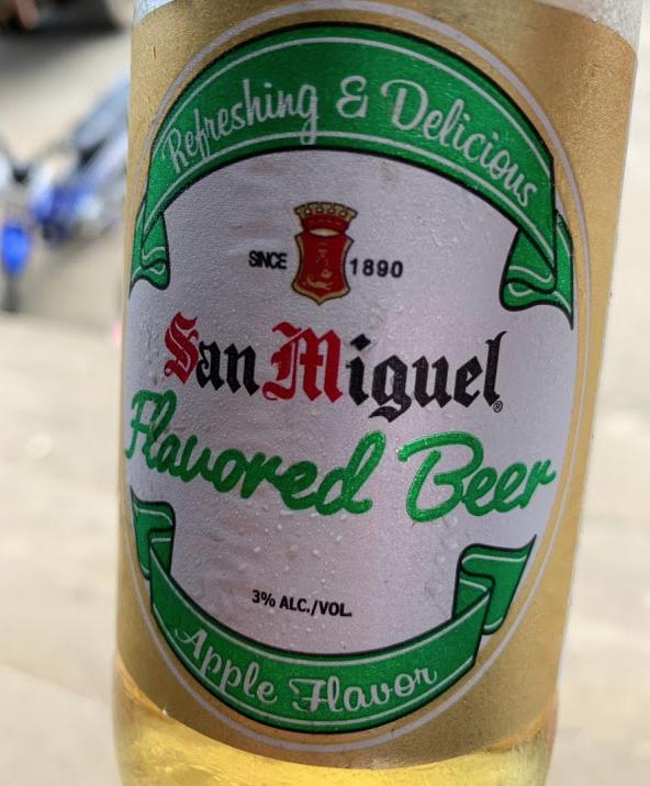 ボホール島ローカル市場(Bilar Public Market)ビール